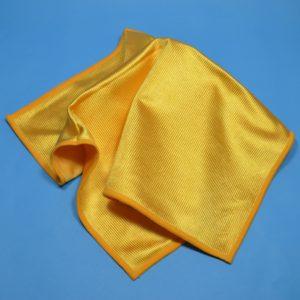 Jenny's Shinny Glass Cloth Gold