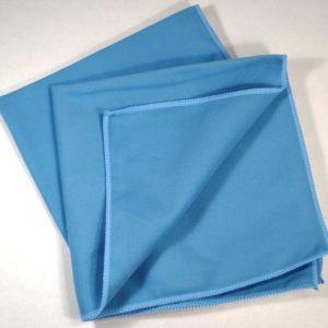 Microfiber Suede Window Cloths